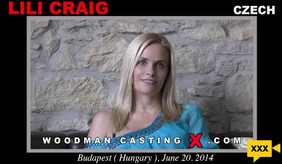 Woodman Casting X Lili Craig