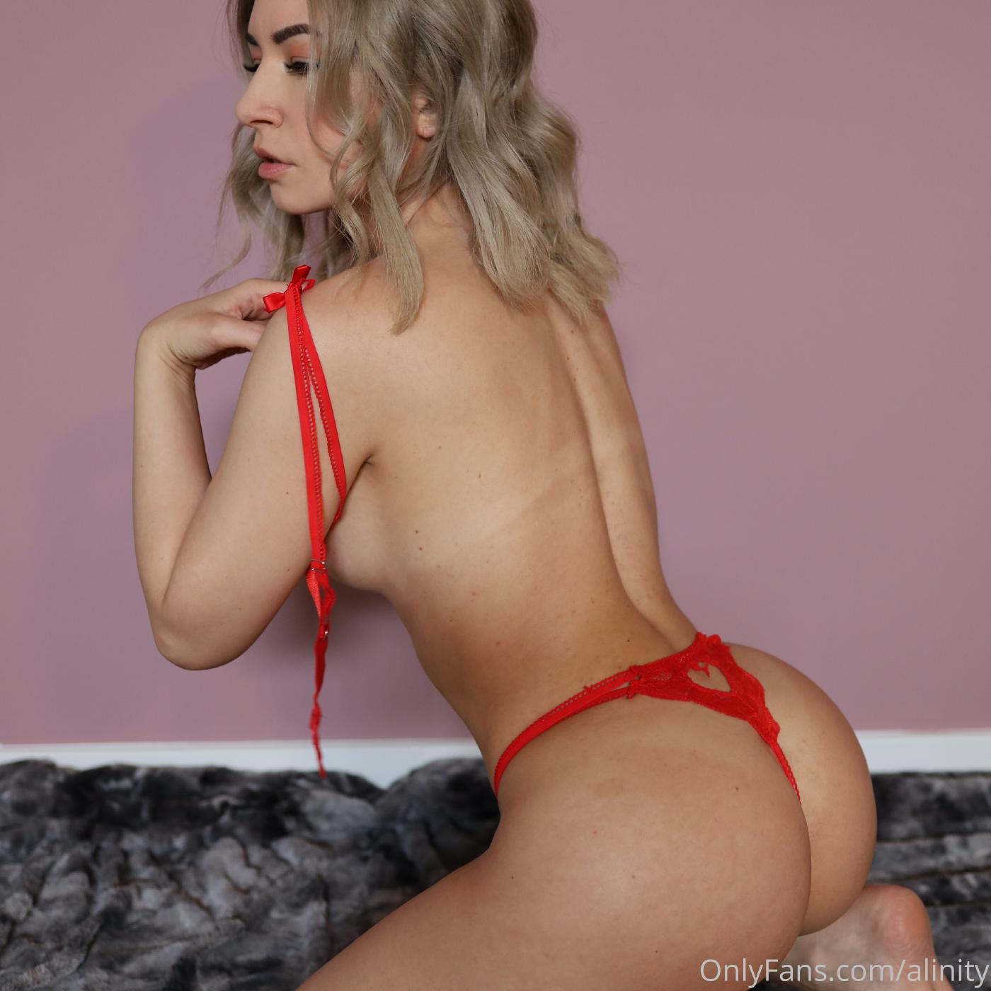 Alinity Nude Lingerie Onlyfans Set Leaked Mxrinp