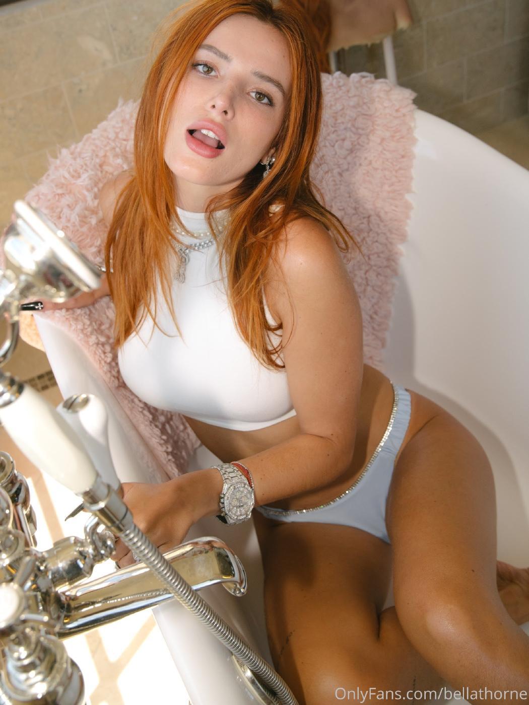 Bella Thorne Bikini Bathub Onlyfans Set Leaked Dzzbxy