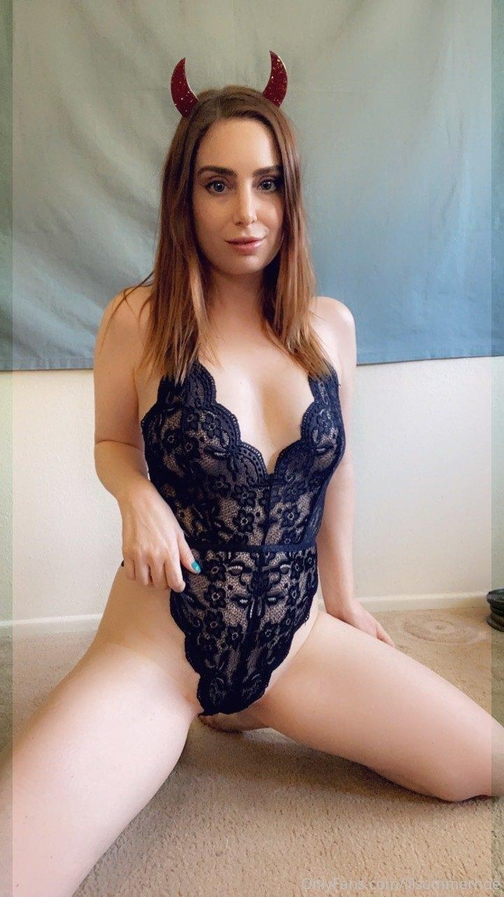 Bree Essrig Sexy Devil Onlyfans Set Leaked Hpoxkq