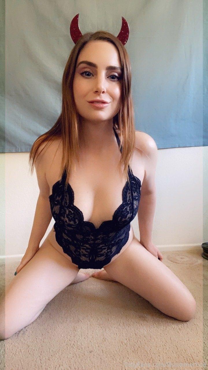 Bree Essrig Sexy Devil Onlyfans Set Leaked Lhkusk