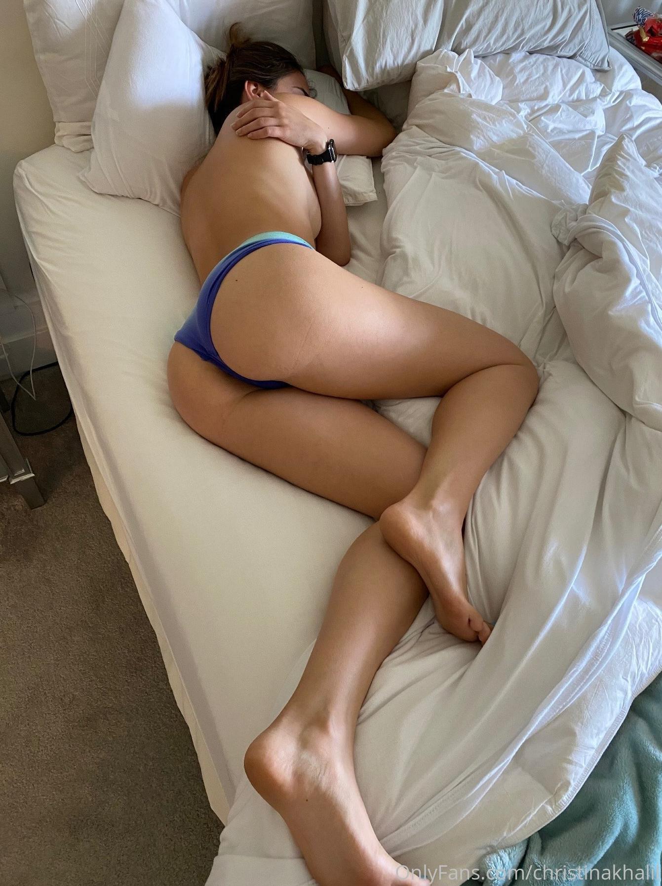 Christina Khalil See Through Lingerie Onlyfans Set Leaked Irsjoi