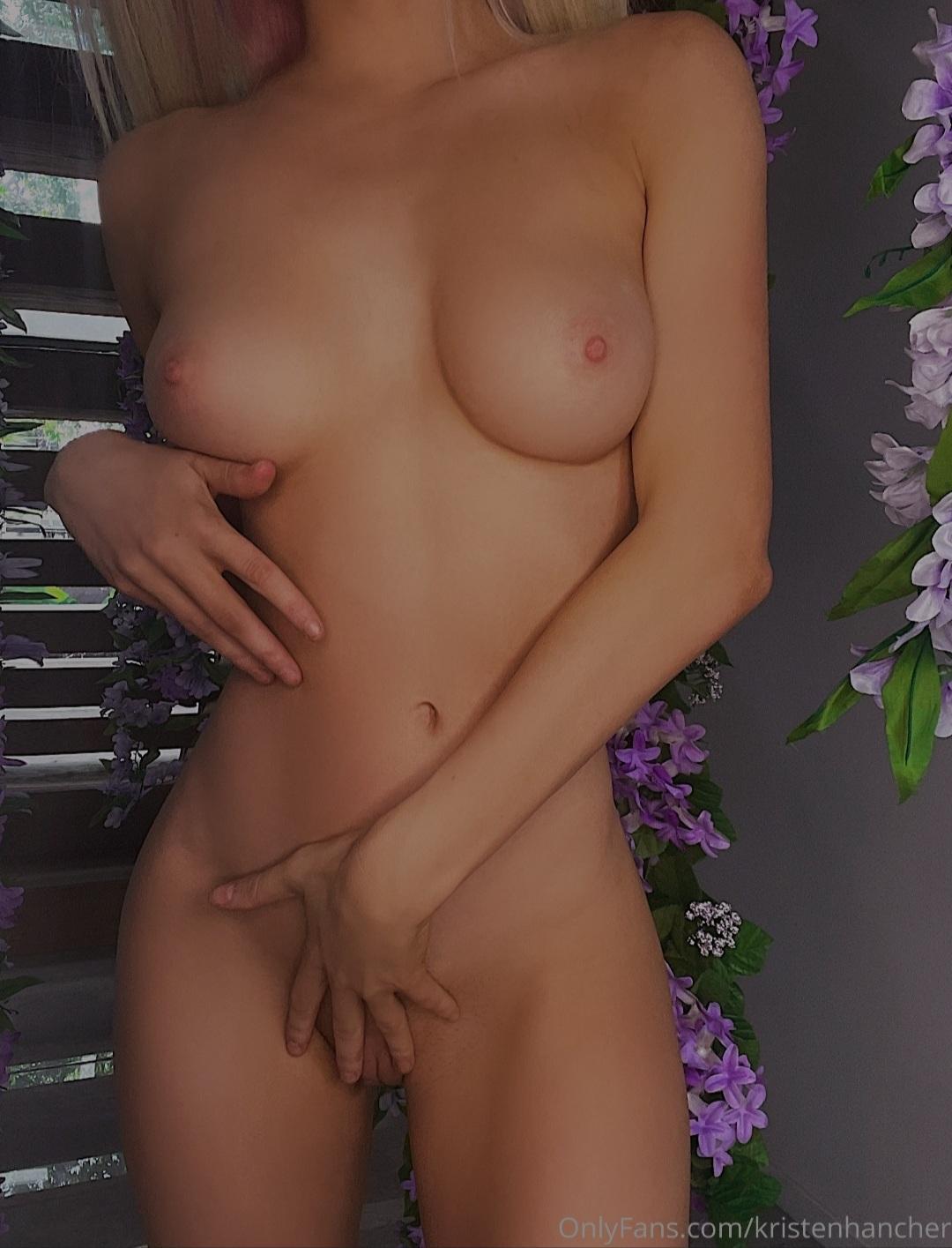 Kristen Hancher Nude Pussy Onlyfans Set Leaked Erpwbb