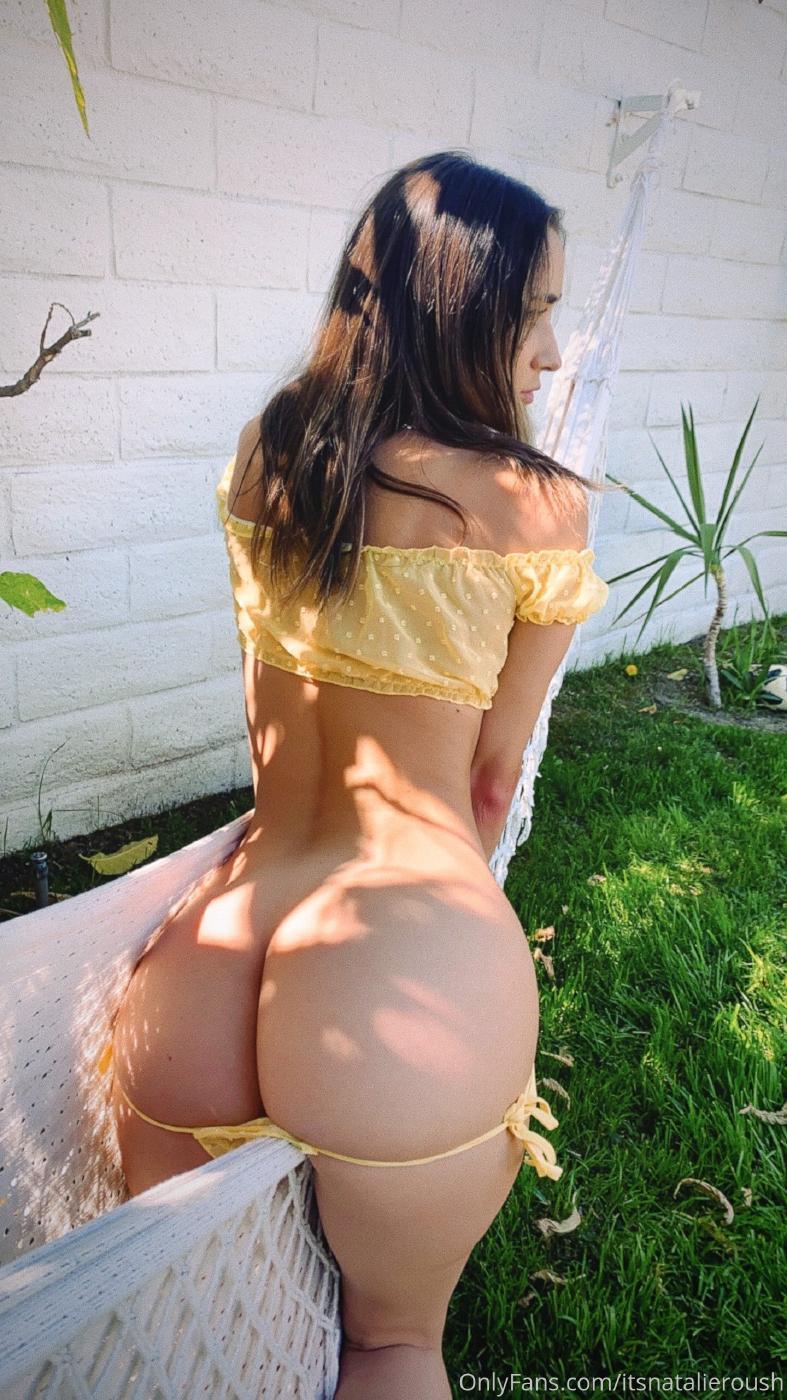Natalie Roush Yellow See Through Top Onlyfans Set Leaked Ojfvgp