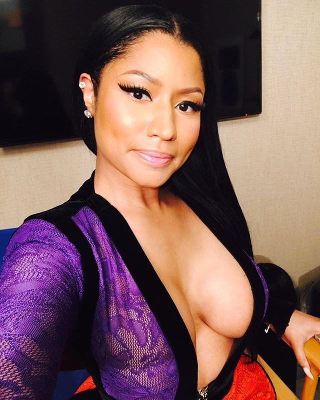 Nicki Minaj Nude Nipple Slips Leaked Izkubt