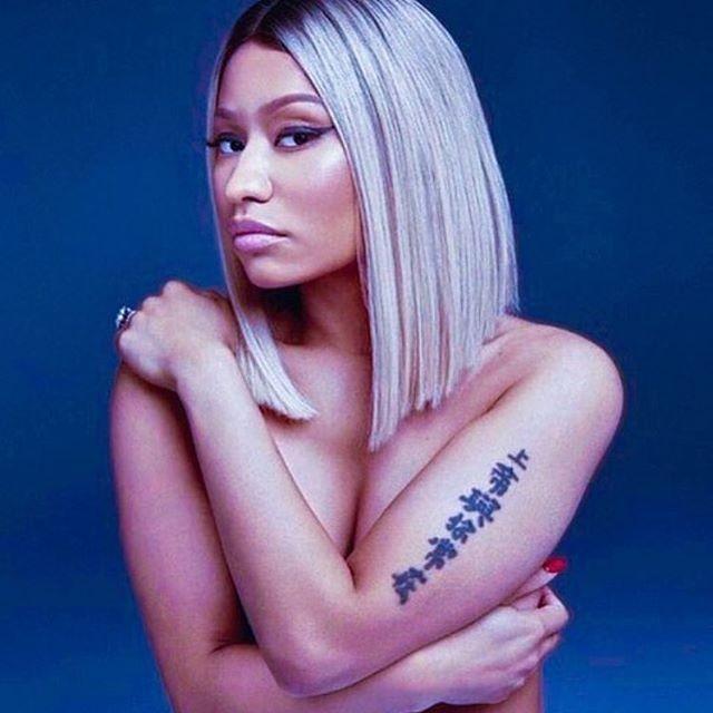 Nicki Minaj Nude Nipple Slips Leaked Ylaixi