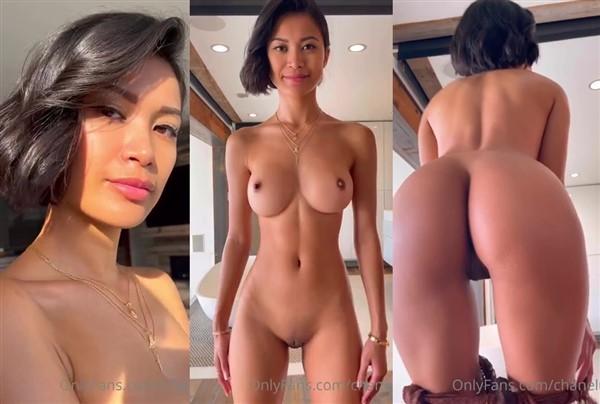 Chanel Uzi Nude Strip Off Lingerie Video Leaked