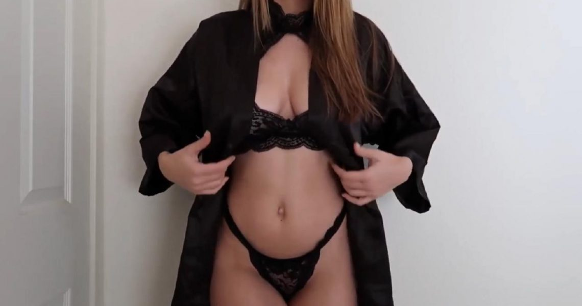Christina Khalil See Through Nipples Onlyfans Video Leaked
