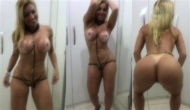 Fernanda Abraao Nude Dancing In Shower Video Leaked