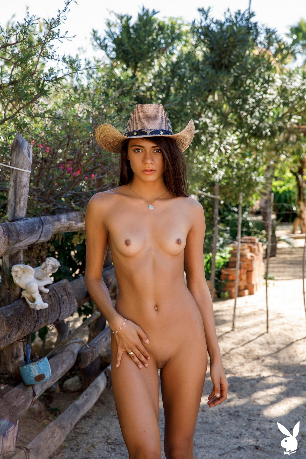 Hannah Le In Relaxing Ranch Playboy Plus (18)