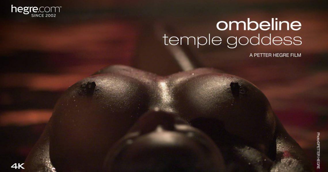Hegre With Ombeline Temple Goddess In Ombeline Temple Goddess