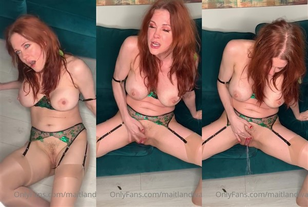Maitland Ward Nude Masturbating Squirting Video Leaked