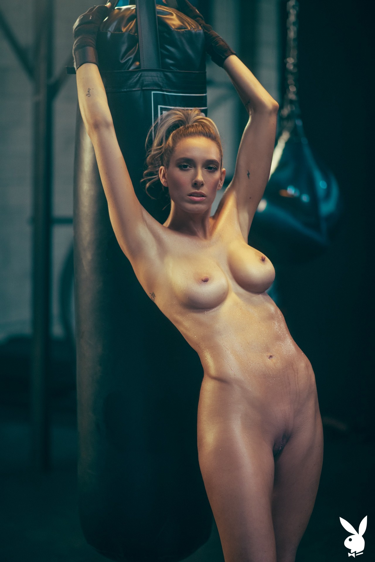 Natalie Mae In Coming On Strong Playboy Plus (10)