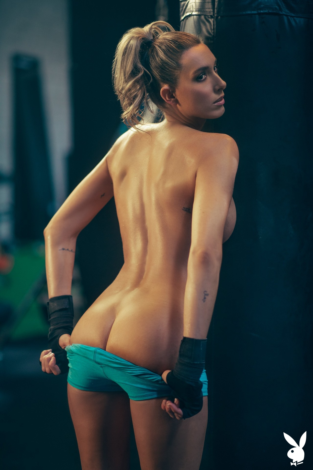 Natalie Mae In Coming On Strong Playboy Plus (3)
