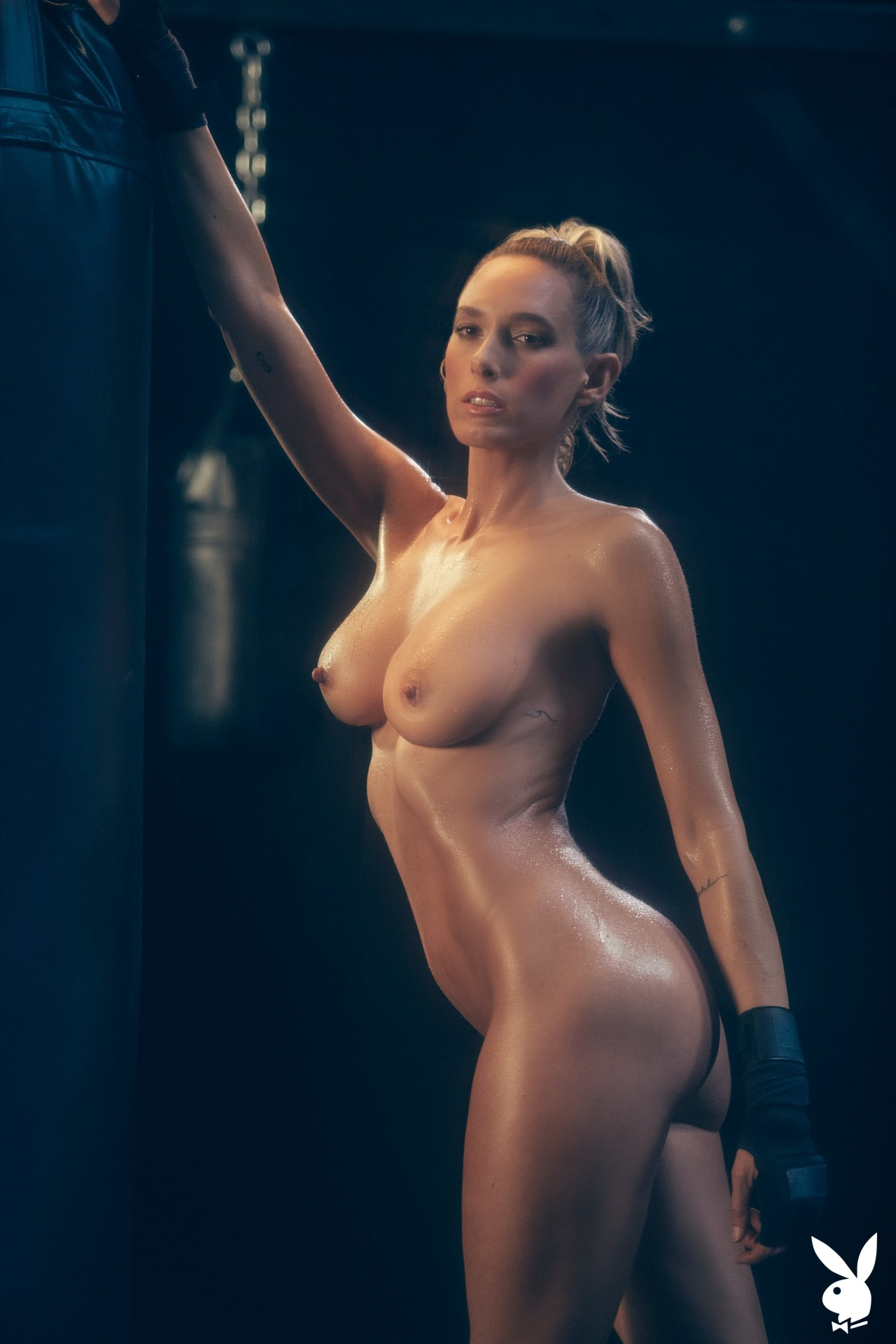 Natalie Mae In Coming On Strong Playboy Plus (5)