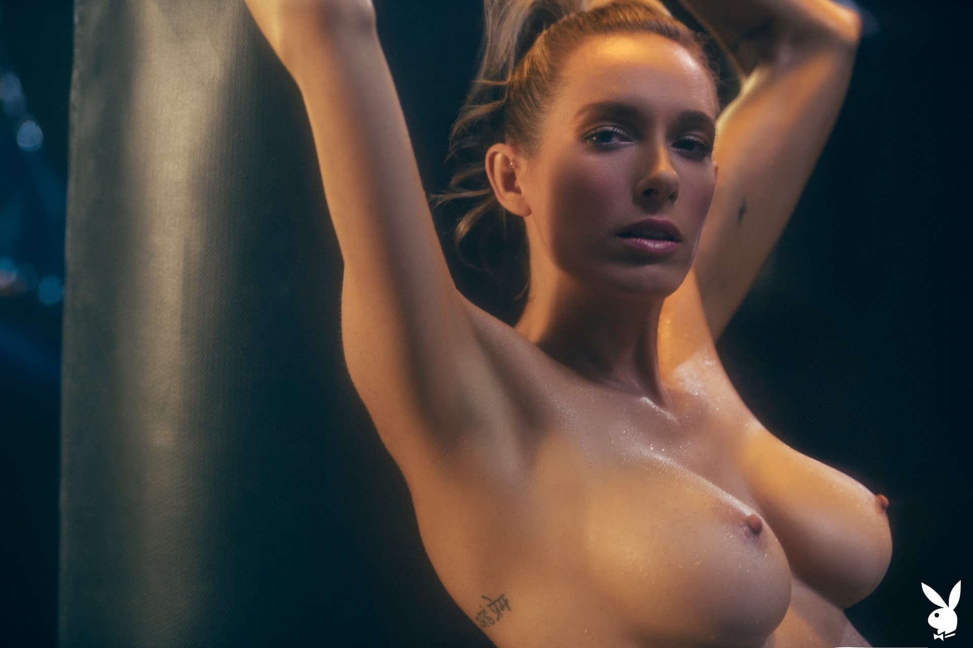 Natalie Mae In Coming On Strong Playboy Plus (7)