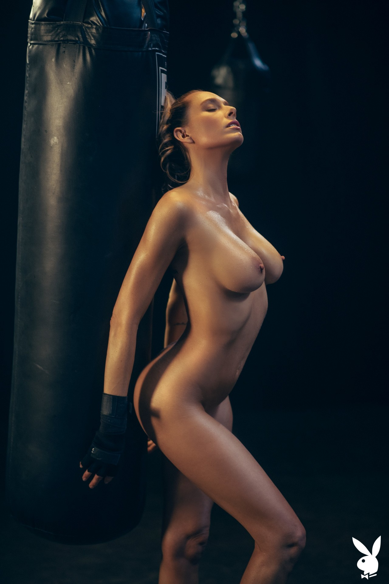 Natalie Mae In Coming On Strong Playboy Plus (9)