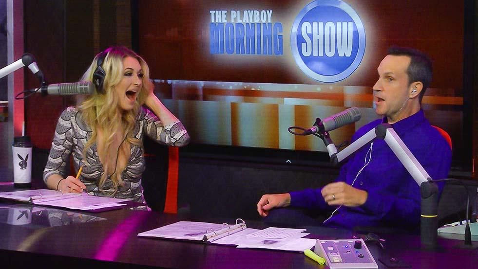 Playboy Morning Show, Season 11, Ep. 544