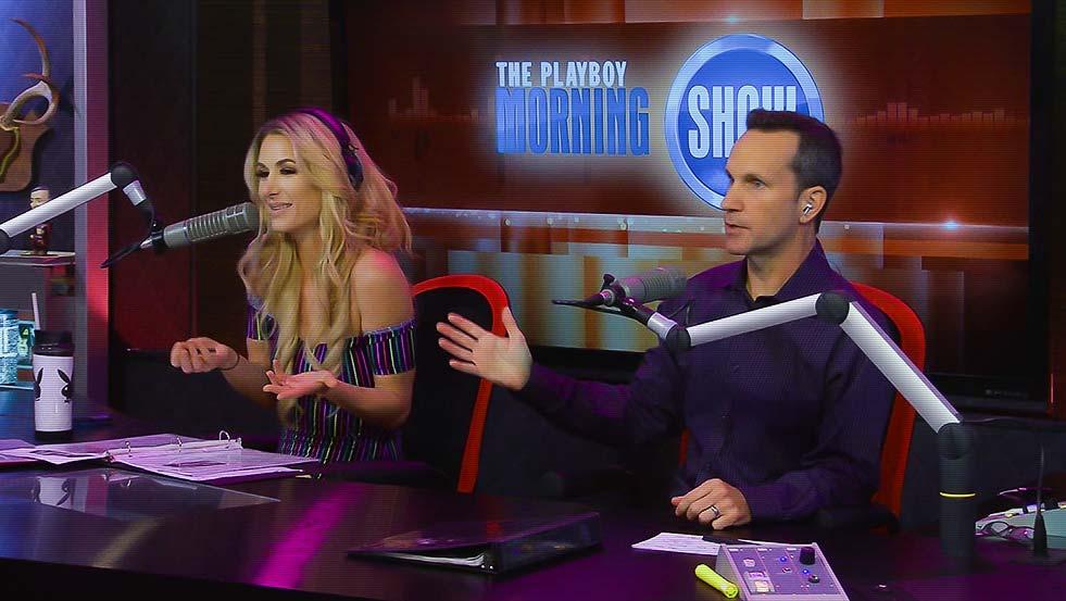 Playboy Morning Show, Season 11, Ep. 545