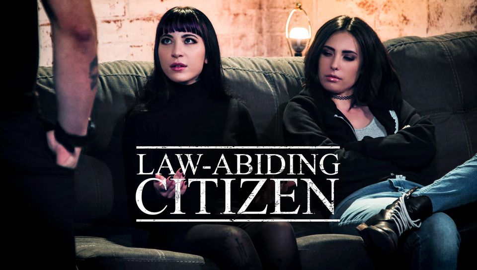 Pure Taboo With Casey Calvert & Charlotte Sartre In Law Abiding Citizen