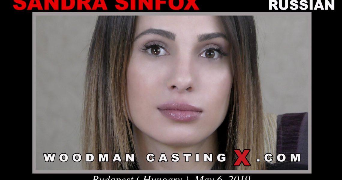 Woodman Casting X With Sandra Sinfox In Casting