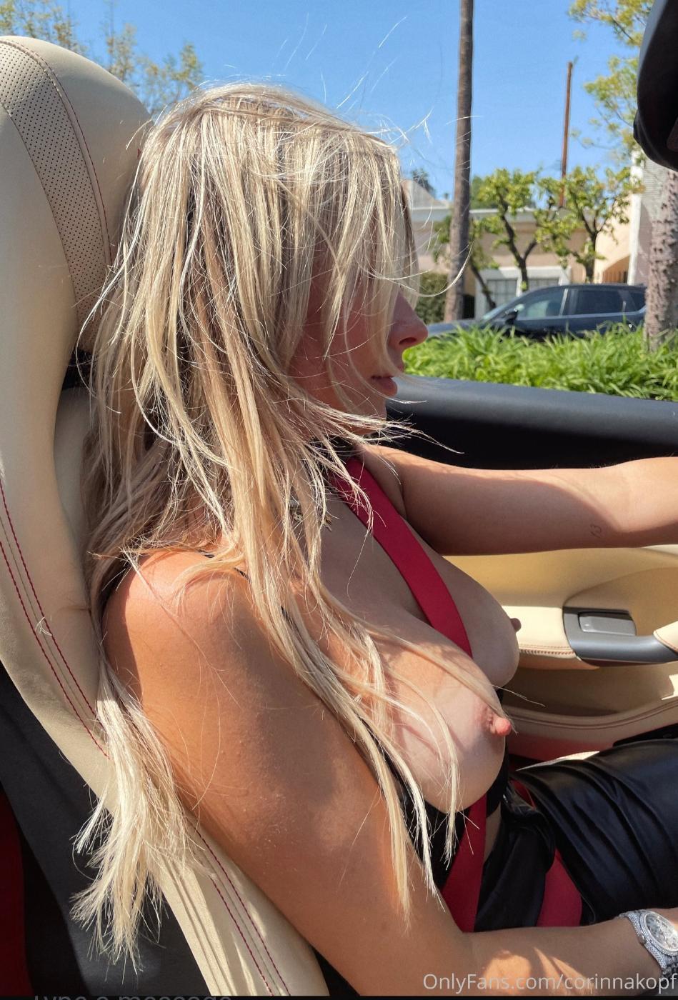 Corinna Kopf Topless Onlyfans Leaked Sdahnu