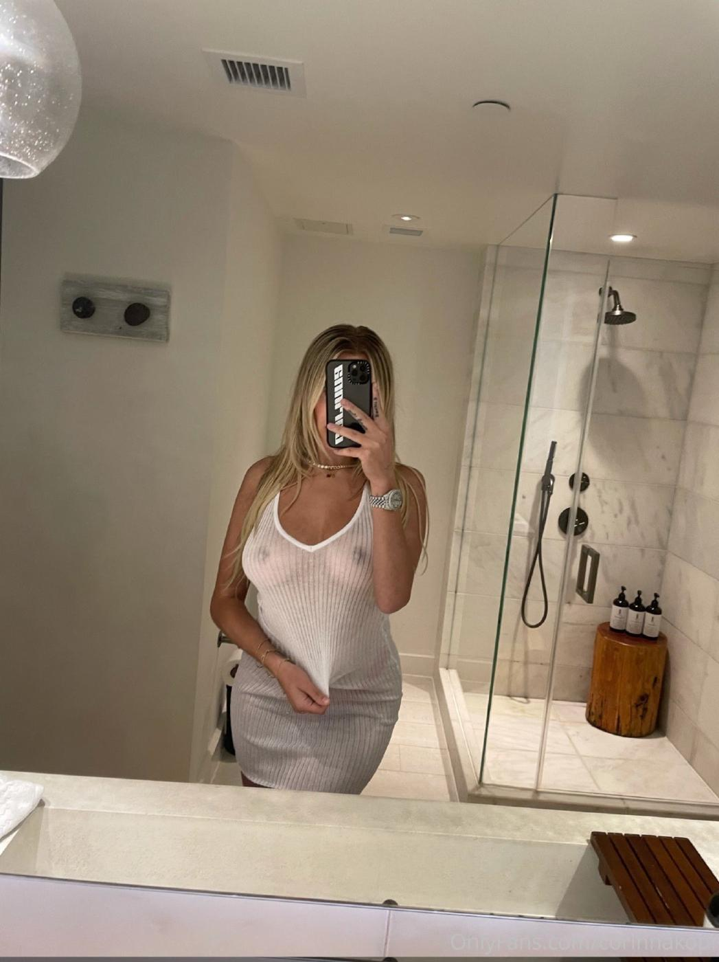 Corinna Kopf Topless Onlyfans Leaked Xouusx