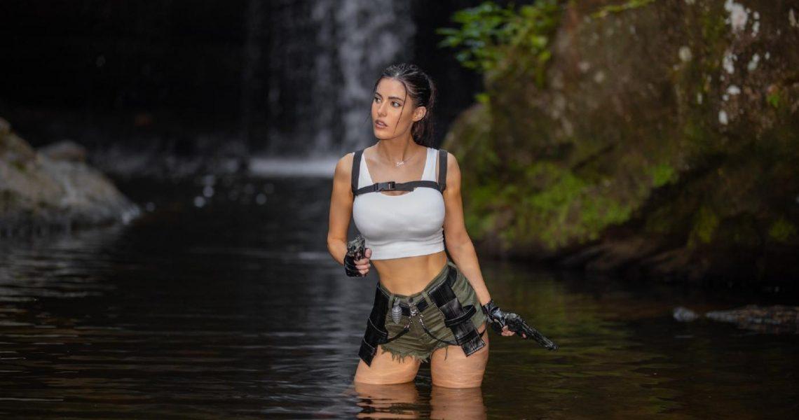 Erin Olash Lara Croft Cosplay Patreon Set Leaked Wgnxdp