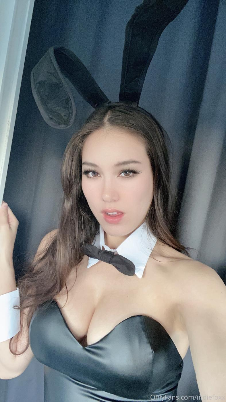 Indiefoxx Playboy Bunny Cosplay Onlyfans Set Leaked Gkaide