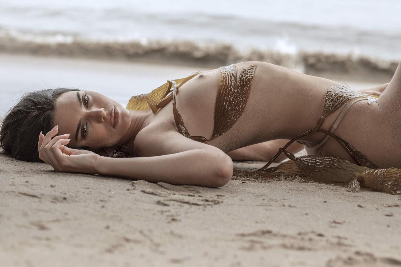 Kendall Jenner Nude Angels Magazine Photoshoot Havpwr