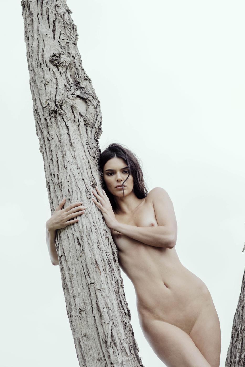 Kendall Jenner Nude Angels Magazine Photoshoot Ywcbyr