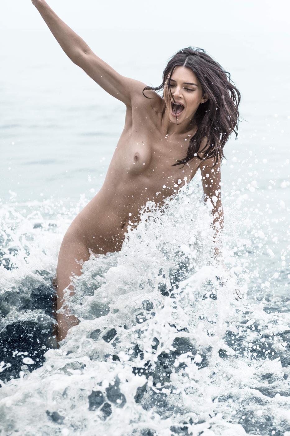 Kendall Jenner Nude Magazine Photoshoot Leaked Fucwwv