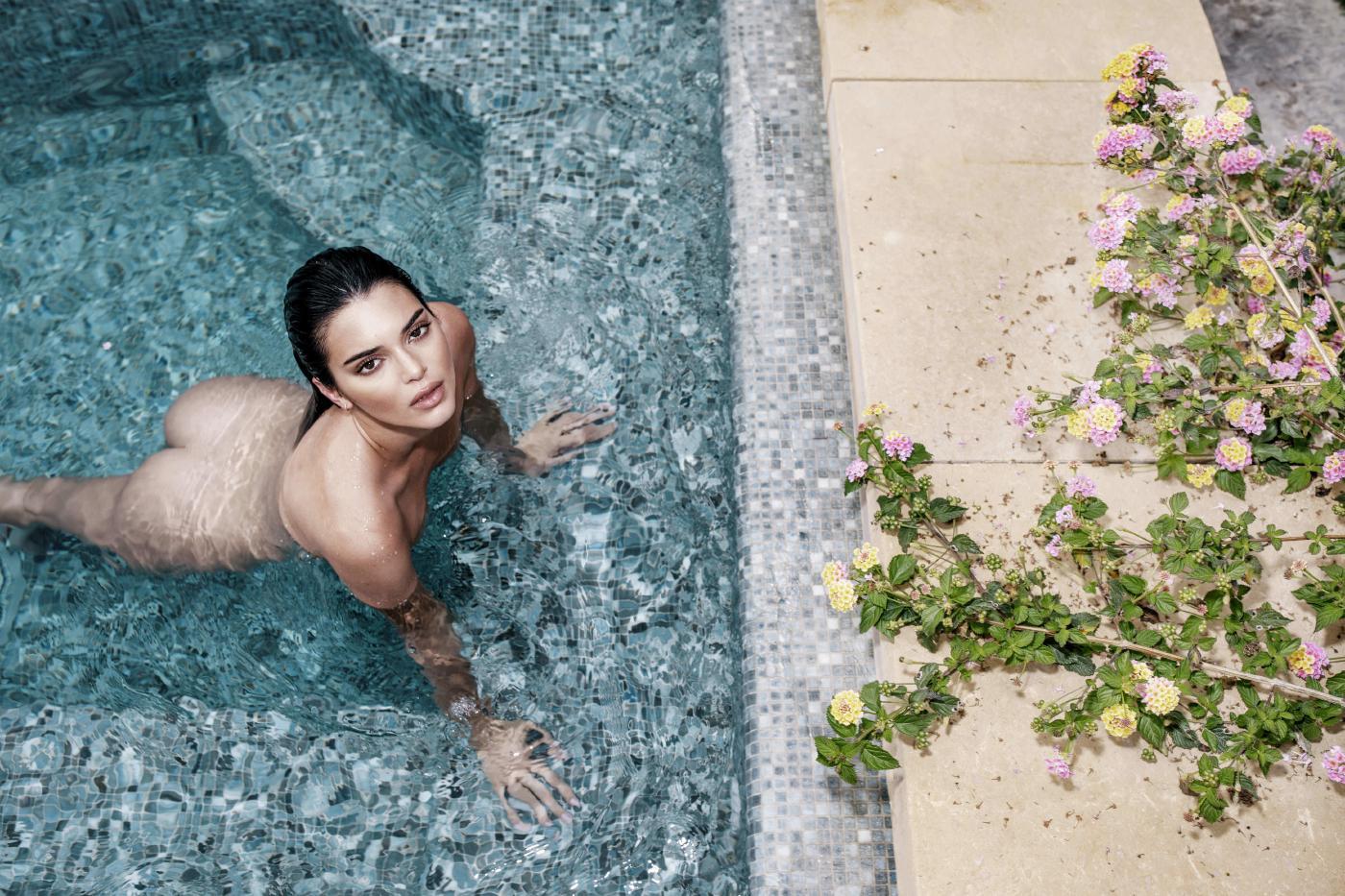 Kendall Jenner Nude Magazine Photoshoot Leaked Kioztc