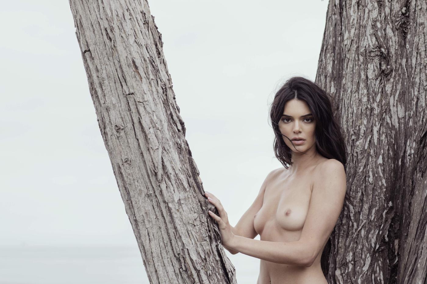 Kendall Jenner Nude Magazine Photoshoot Leaked Mptdll