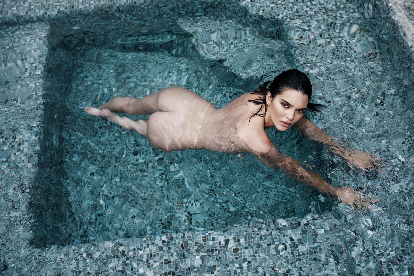 Kendall Jenner Nude Magazine Photoshoot Leaked Oqntid