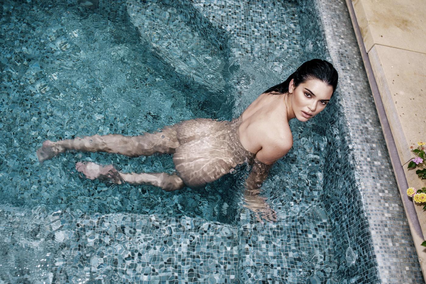 Kendall Jenner Nude Magazine Photoshoot Leaked Pewgcb