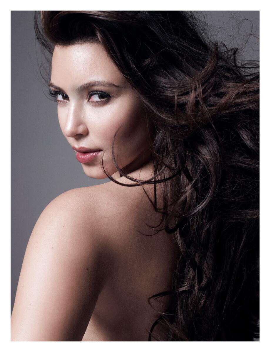 Kim Kardashian Nude Body Paint Photoshoot Leaked Npfcea