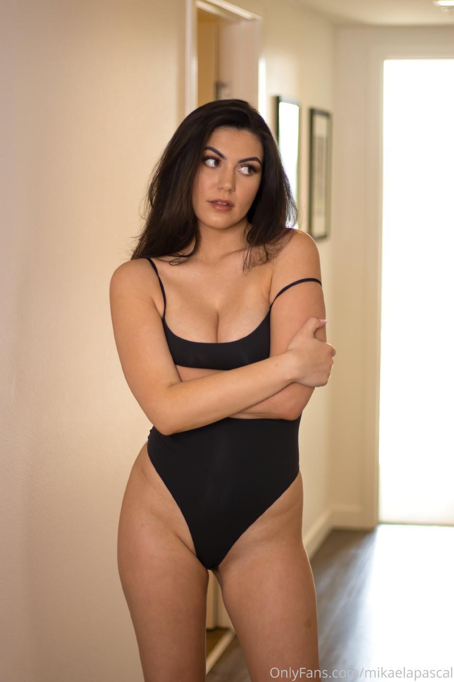 Mikaela Pascal Topless Bodysuit Onlyfans Set Leaked Thbxjk