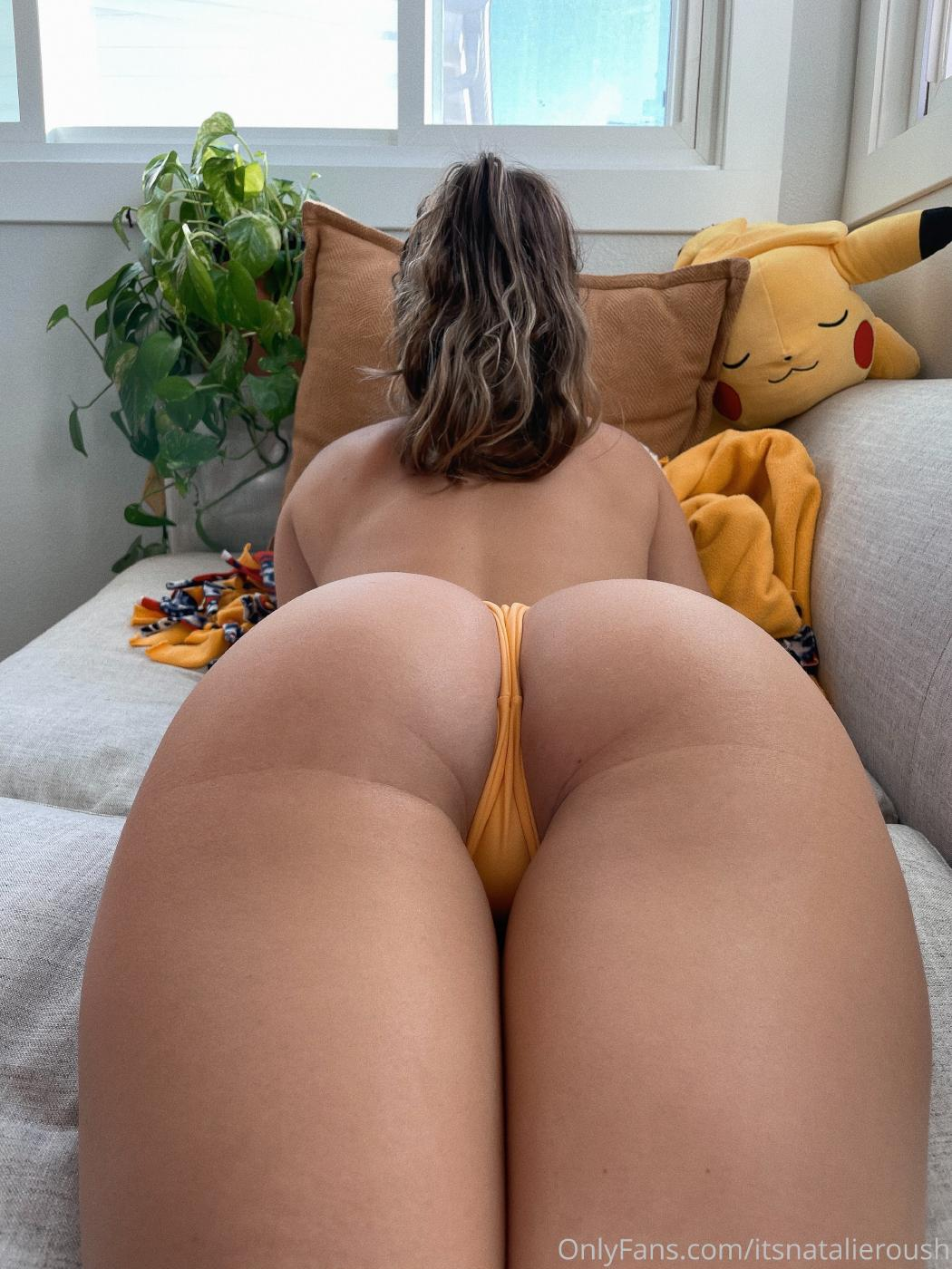 Natalie Roush Orange Thong Onlyfans Set Leaked Fuilgd