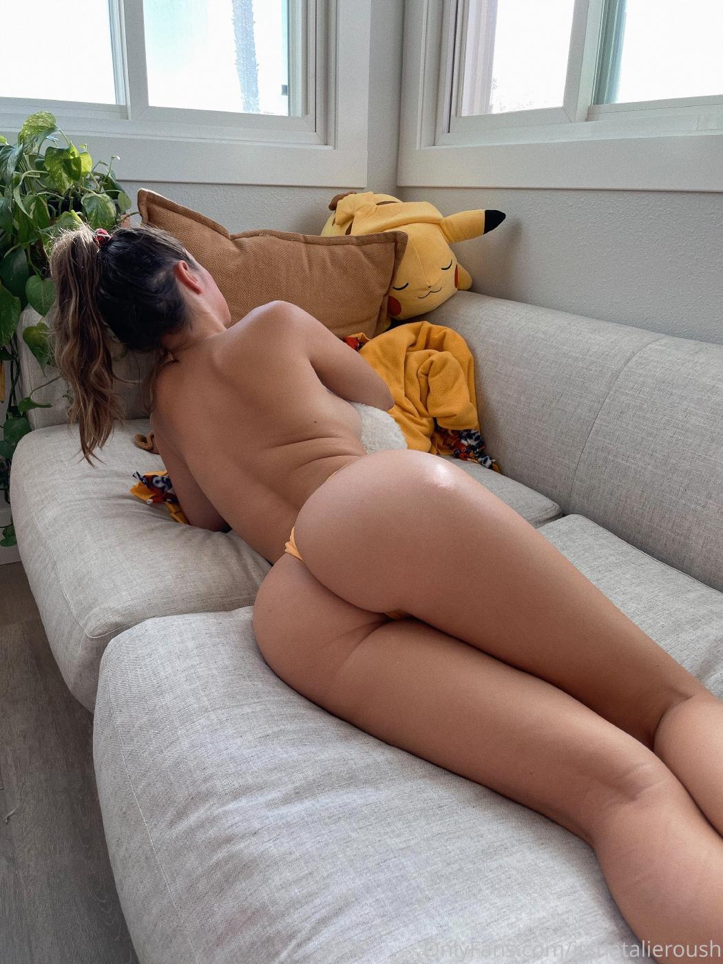 Natalie Roush Orange Thong Onlyfans Set Leaked Htryfa