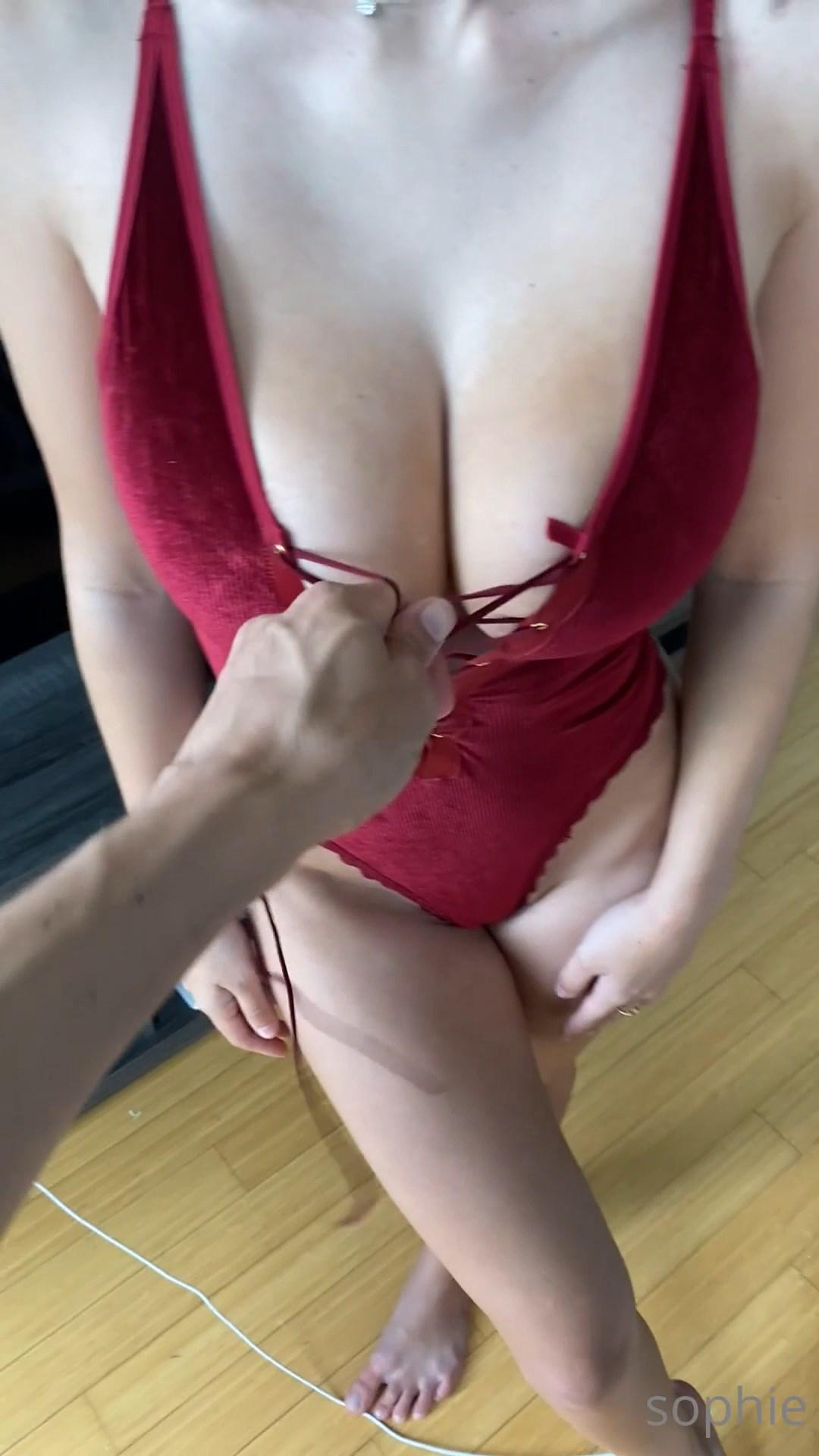 Sophie Mudd Lingerie Boob Grab Onlyfans Video Leaked Yplmtw