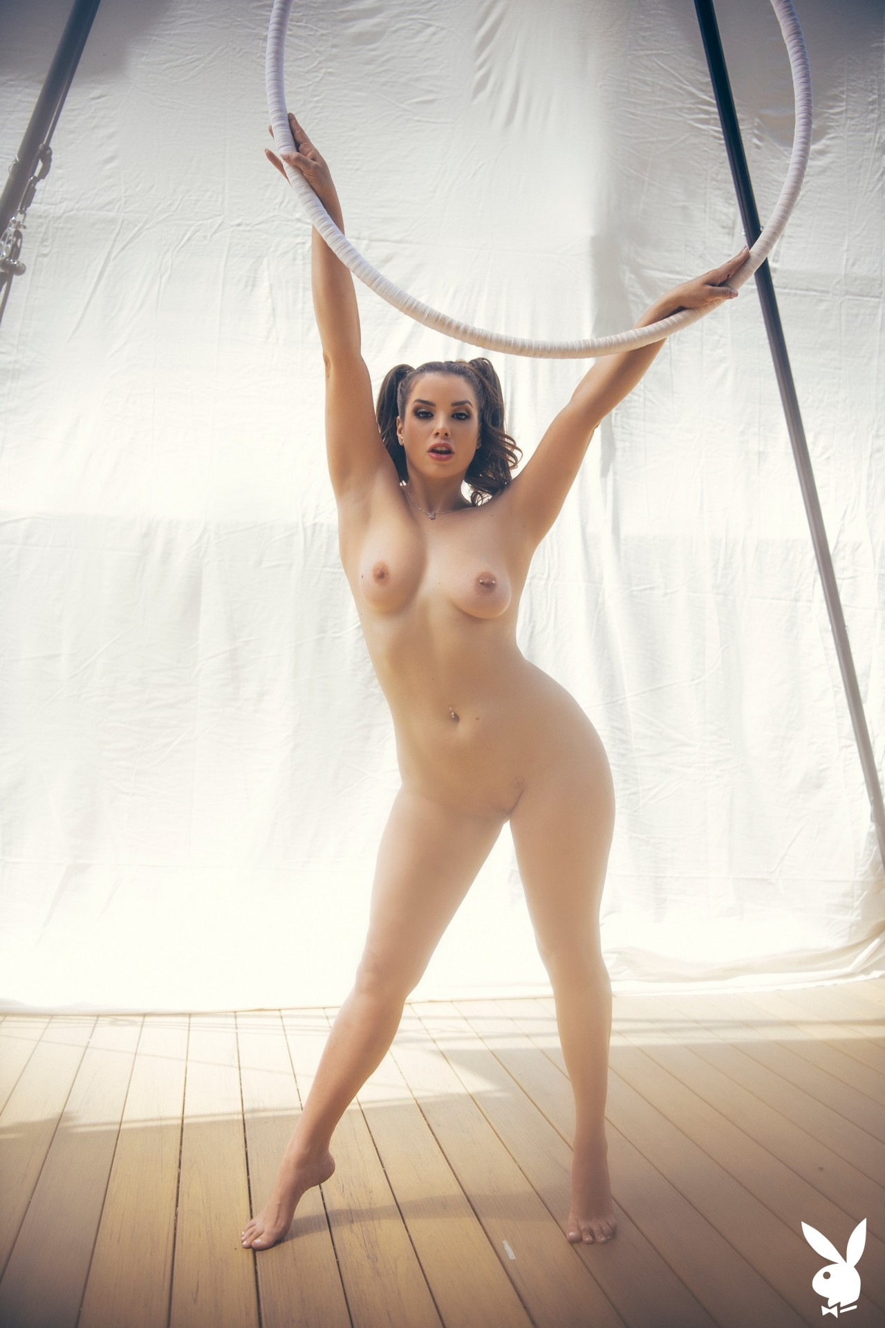 Daisy Marchesi Is In The Loop Playboy Plus (26)