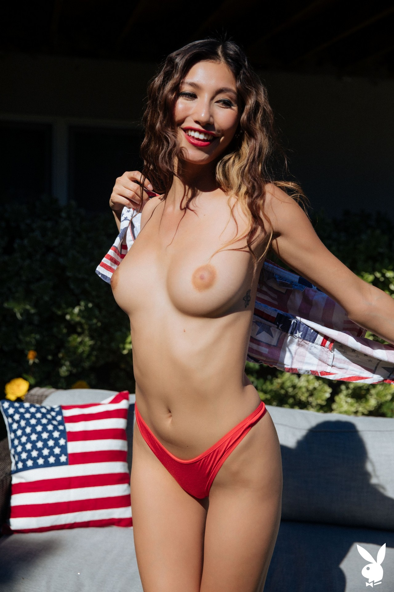 Dominique Lobito In Miss Independent Playboy Plus (11)