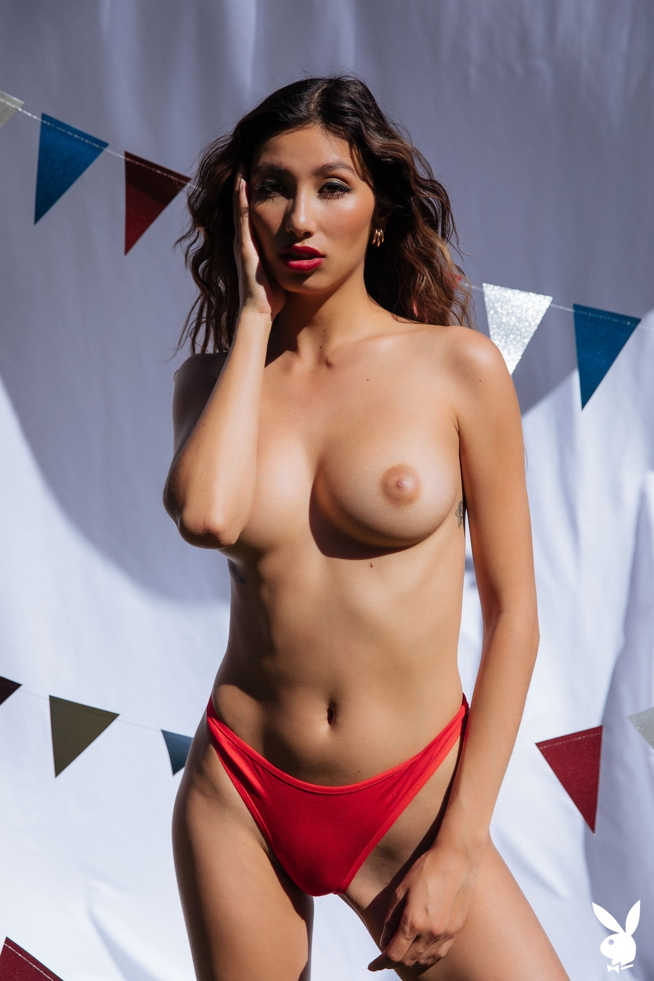 Dominique Lobito In Miss Independent Playboy Plus (13)