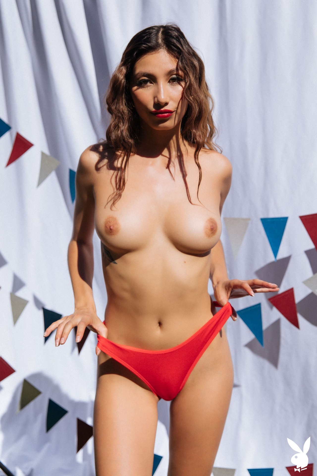 Dominique Lobito In Miss Independent Playboy Plus (14)