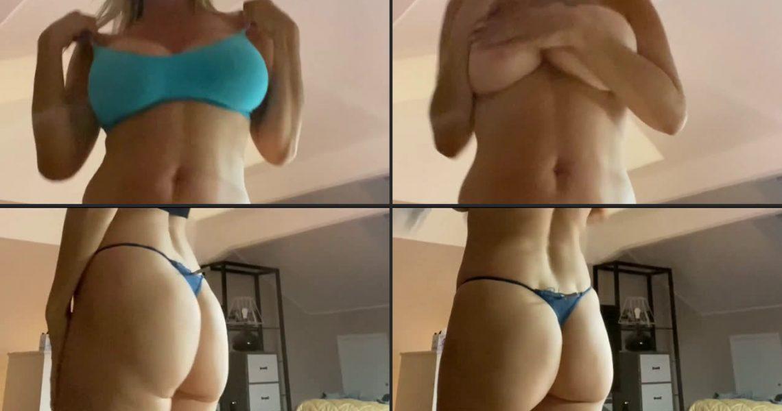 Emanuela Botto Nude Teasing Video Leaked