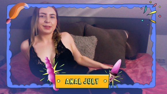 Ersties.com Anal July With Lana L. Our Anal Queen Tells It All