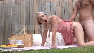 Gwen Gwiz Nude Summer Garden Picnic Fucking Porn Video Leaked