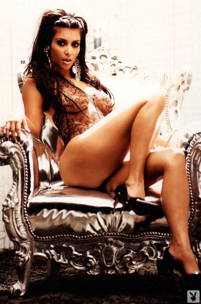 Kim Kardashian Playboy Nude Photoshoot Leaked 0005