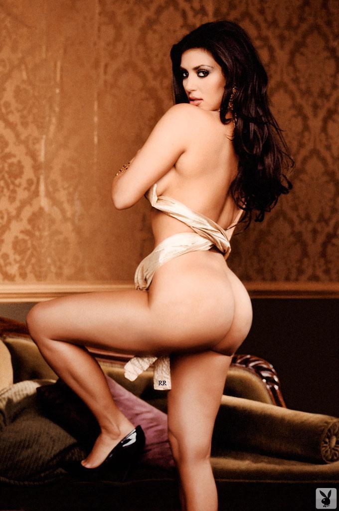 Kim Kardashian Playboy Nude Photoshoot Leaked 0012